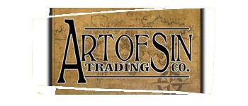 Artofsin trading company wildwood beer fest vendor