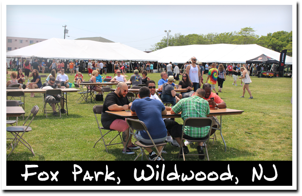 Fox Park – Wildwood, NJ