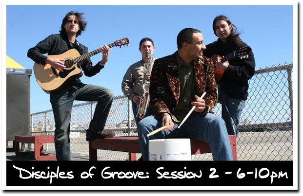 Disciples of Groove Band 2017