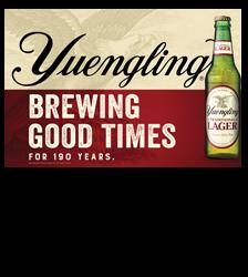 Yuengling 2019 Sponsors